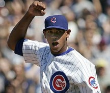 Carlos Marmol: The Devin Hester of the Chicago Cubs signs a new 3-year contract