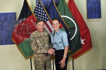 Sleeping With the Enemy....A Postscript On Petraeus and Broadwell