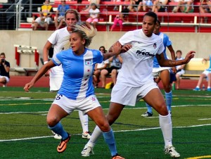 The Red Stars hope to go far in the 2014 NWSL playoffs