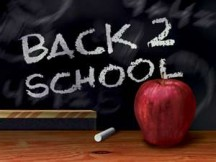 Back To School: It's Really Happening
