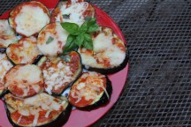 Meatless Monday: Eggplant Pizza