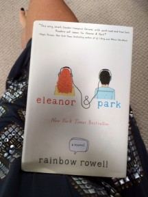 "What I am reading: ""Eleanor & Park"""