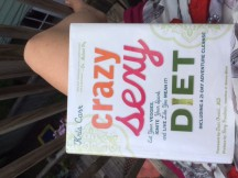 "What I'm Reading Now: ""Crazy Sexy Diet"""