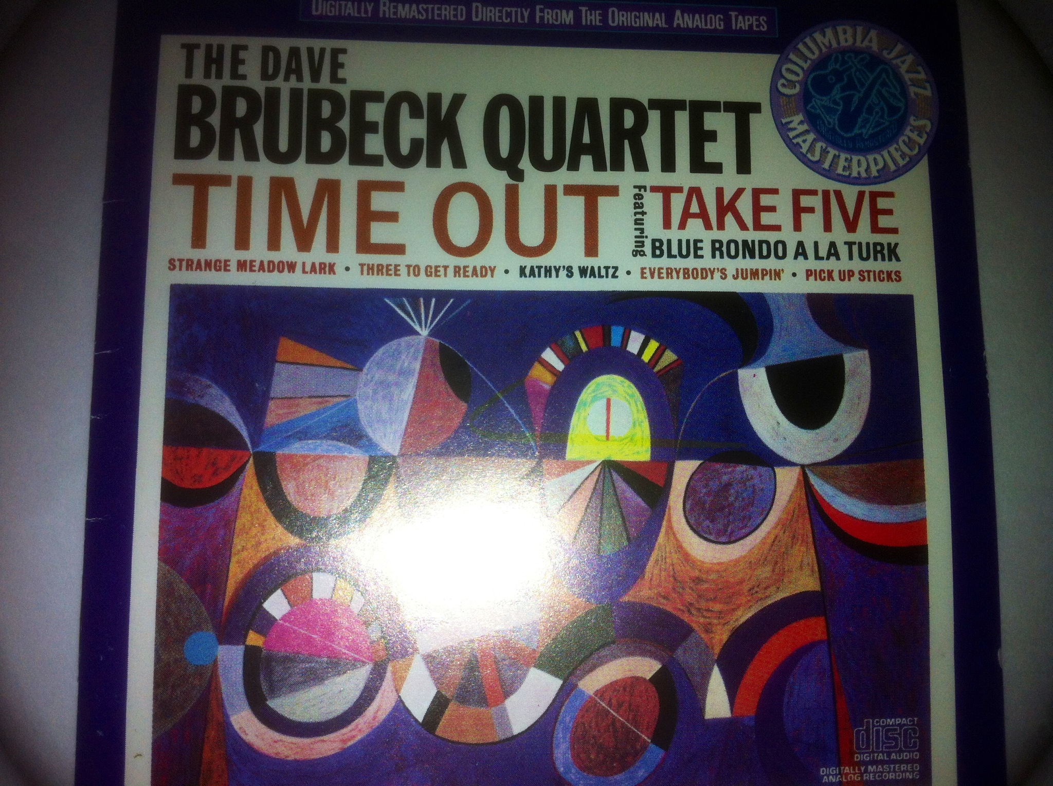 Take Five; A Time to Honor Dave Brubeck