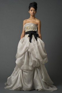 Fall preview of Vera Wang's 2011 Fall Bridal Collection