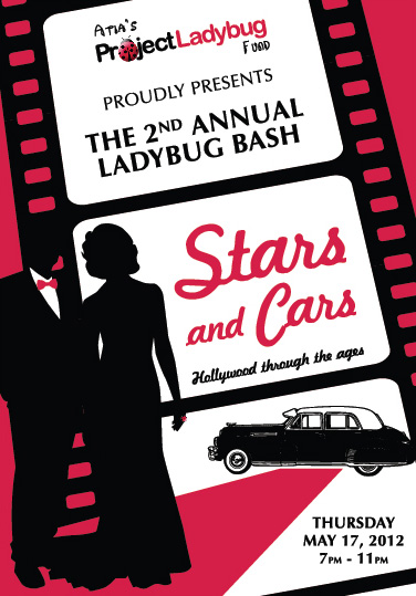 Are you going to the 2nd Annual Ladybug Bash to benefit Atia's Project Ladybug Fund?