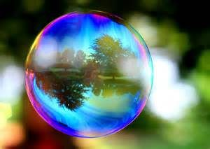 Post election: I'm going back to my bubble, care to join me?