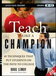 This School Year, Don't Teach Like a Champion