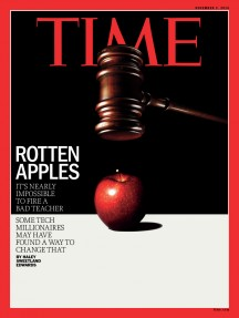 5 reasons why Time Magazine's Rotten Apples article is right about education