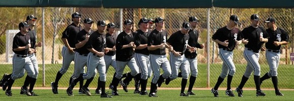 White Sox pitchers and catchers finally report