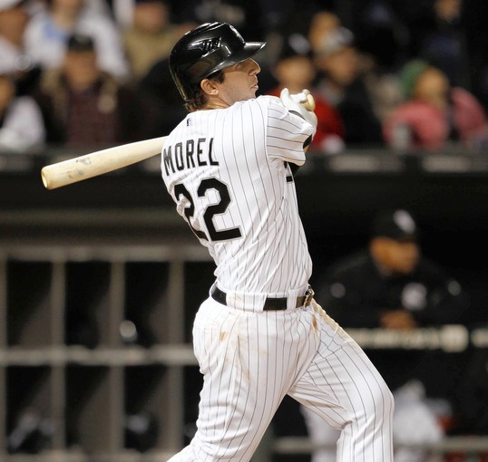 Morel brings the White Sox back from the brink