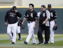 White Sox acknowledge that Carlos Quentin's season is over