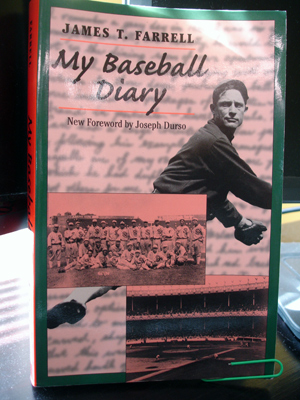 James T. Farrell's Baseball Diary: A History of Old Comiskey Park 1910-1919