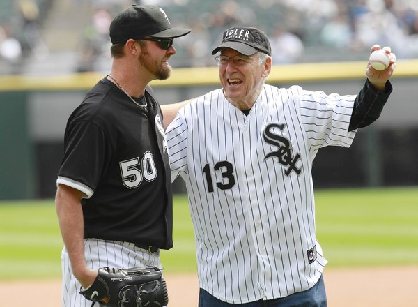 Pre-game notes: Things found inside John Danks' shoulder