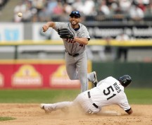 Delayed Rationalization – Fielder can't field, allowing Rios and the White Sox to slide past Detroit