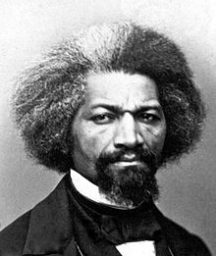 I'm Dedicating the WHOLE Month the Frederick Douglass!