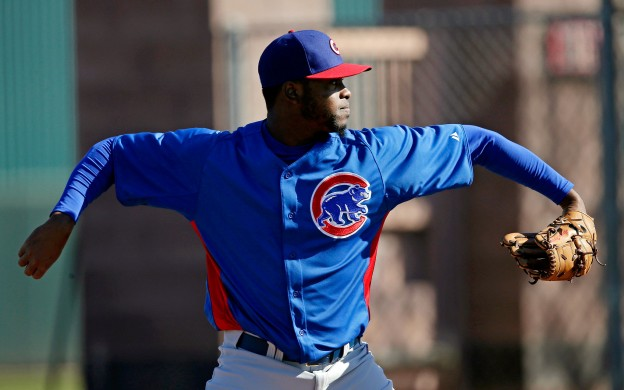 The Cubs and an Upcoming Decision with Arodys Vizcaino