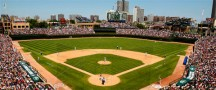 Have you been to the Cubs' Wrigley Field webpage? It's pretty cool