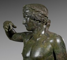 Rare Bronze Statue of Young Dionysos Comes to Chicago