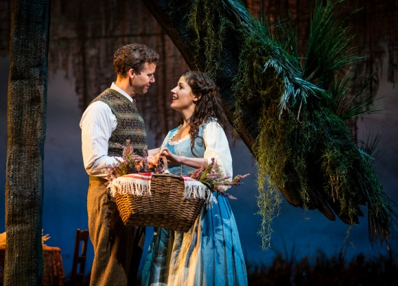 Brigadoon Comes to Life in Chicago at Goodman Theatre Revival