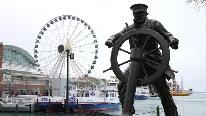 Navy Pier turns 100: a look back and ahead