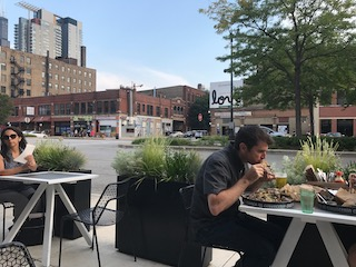 Chicago designates six city streets to be opened for dining & recreation