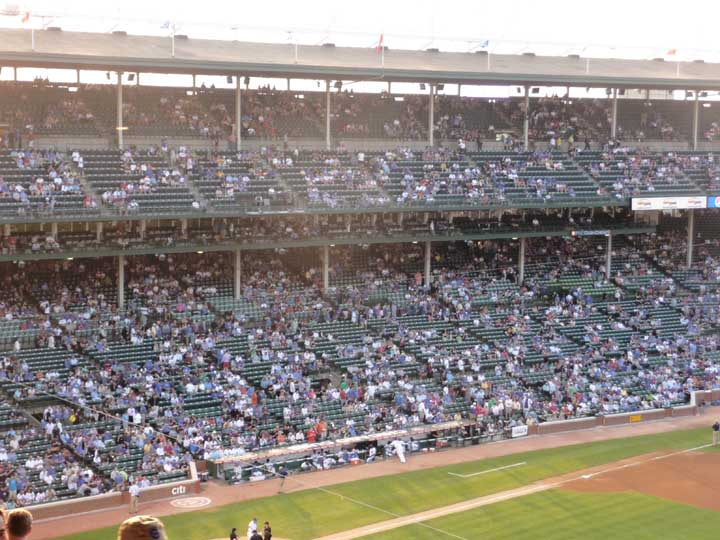 Cubs rebuilding shouldn't be so costly (ticket prices)