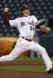 Cubs pick RHP Pierce Johnson with 43rd pick; Paul Blackburn with the 56th pick