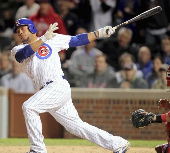 Cubs may have found their long term catcher in Welington Castillo