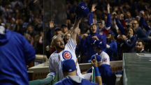 Travis Wood Hits Dingers: Cubs 5, Giants 2