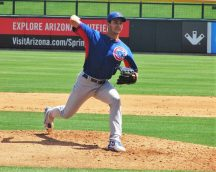 Cubs Prospect Statistical Review - The Pitchers