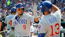 Which players will form the Cubs taxi squad in 2020?